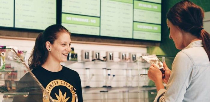 Purchasing Recreational Marijuana in Washington State